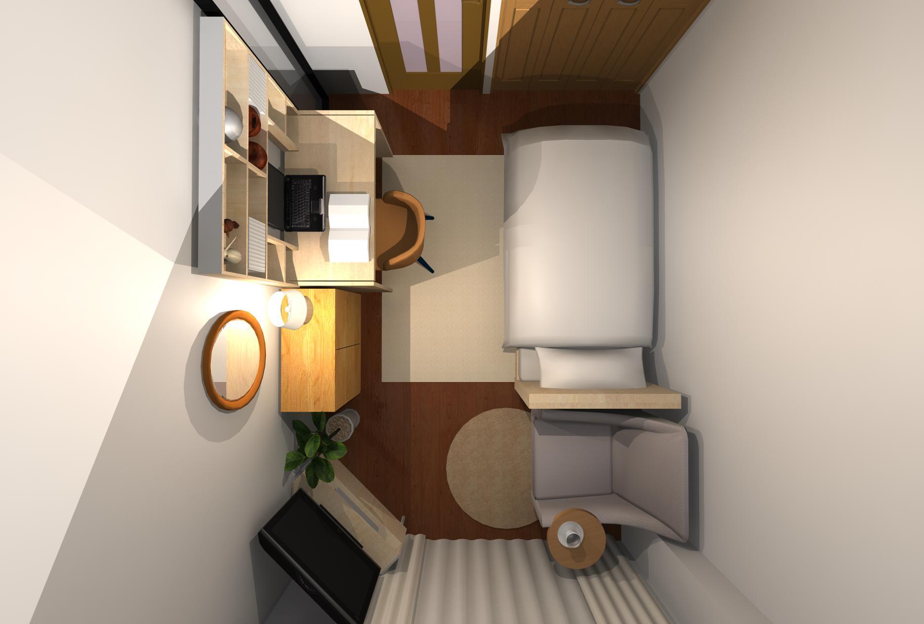 SHONAI HOTEL SUIDEN TERRASSE をイメージしたナチュラルなホテルライクインテリア