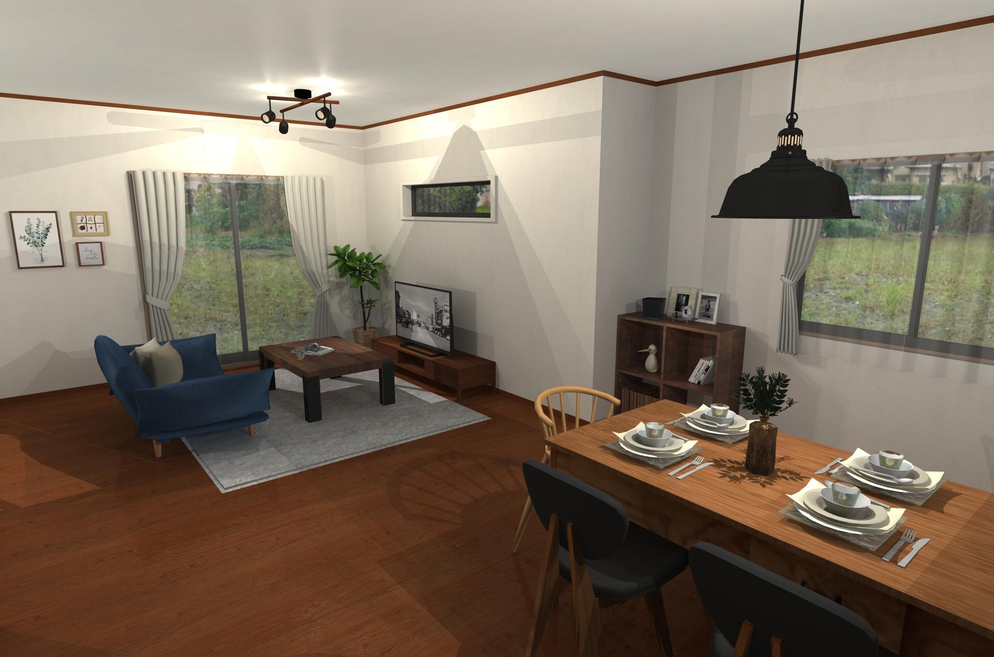 ヴィンテージ×モダンが調和した安らぎのお家カフェ