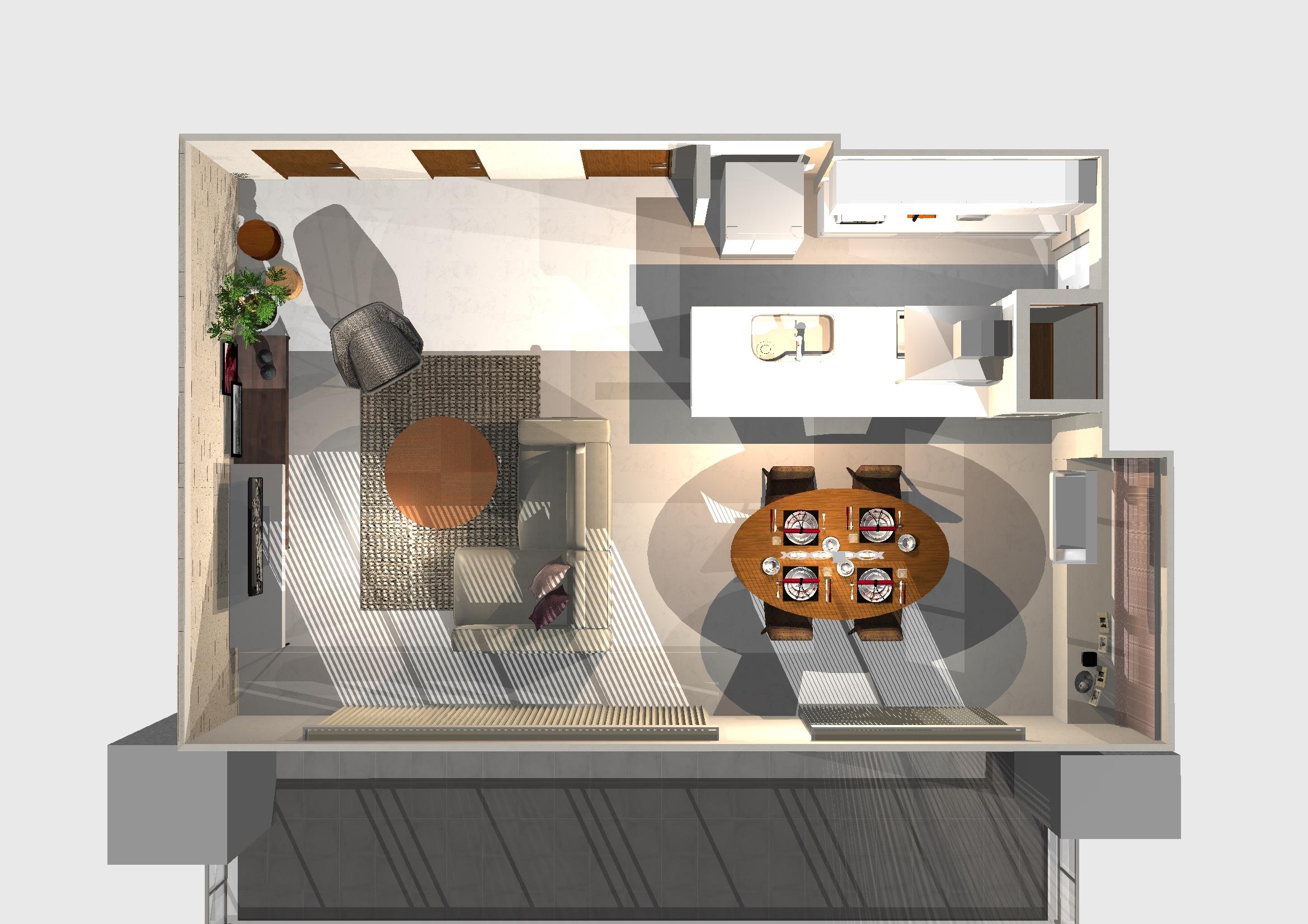 ラグジュアリーモダンにvillaのイメージを添えたスタイリッシュモダン